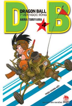 Dragon Ball - Tập 4
