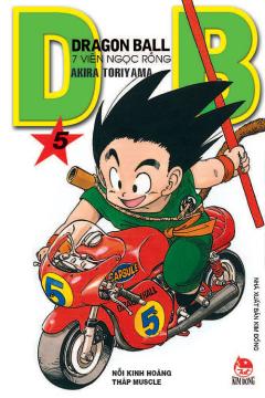 Dragon Ball - Tập 5