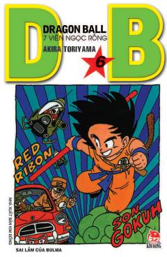 Dragon Ball - Tập 6