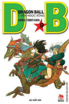 Dragon Ball - Tập 9