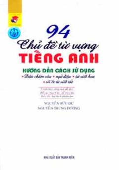94 Chủ Đề Từ Vựng Tiếng Anh
