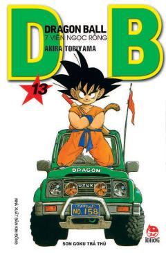 Dragon Ball - Tập 13