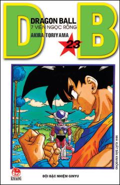 Dragon Ball - Tập 23