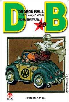 Dragon Ball - Tập 29