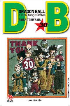 Dragon Ball - Tập 30