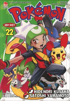 Pokemon Đặc Biệt - Tập 22