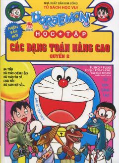 Doraemon Học Tập - Các Dạng Toán Nâng Cao - Tập 2
