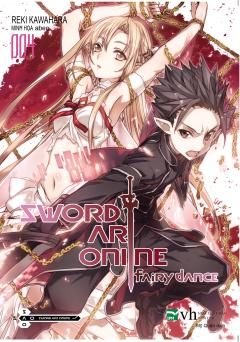 Sword Art Online (SAO) - Tập 4