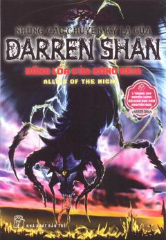 Những Câu Chuyện Kỳ Lạ Của Darren Shan - Tập 8: Đồng Lõa Của Bóng Đêm
