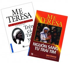 Combo Mẹ Teresa (Bộ 2 Cuốn) - Tái Bản 2016