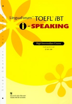 LinguaForum Toefl iBT i - Speaking (Dùng Kèm 2 Audio CDs)