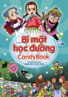 Candy Book - Bí Mật Học Đường