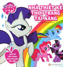 My Little Pony - Nhà Thiết Kế Thời Trang Tài Năng