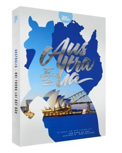 Gõ Cửa Tương Lai - Tập 4: Australia - Nơi Tương Lai Bắt Đầu (Tặng Kèm Sổ Tay)