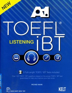 TOEFL iBT Listening A1 (Kèm 2 CD)