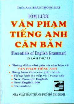 Tóm Lược Văn Phạm Tiếng Anh Căn Bản