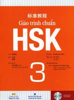 Giáo Trình Chuẩn HSK 3 (Kèm 1 CD)
