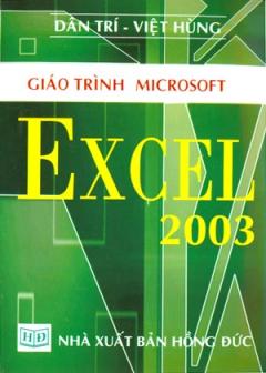 Giáo Trình Microsoft Excel 2003