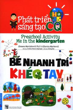 Phát Triển Sáng Tạo CQ - Bé Nhanh Trí Khéo Tay