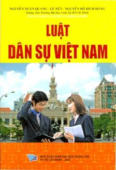 Luật Dân Sự Việt Nam