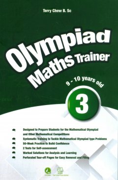 Olympiad Maths Trainer 3 (9 - 10 Years Old)