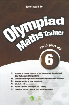 Olympiad Maths Trainer 6 (12 - 13 Years Old)