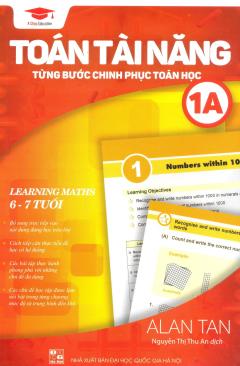 Toán Tài Năng - Từng Bước Chinh Phục Toán Học 1A (Song Ngữ)