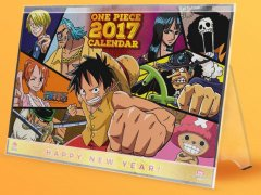 Lịch Bàn One Piece 2017