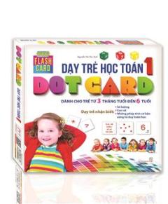 Dot Card - Dạy Trẻ Học Toán 1