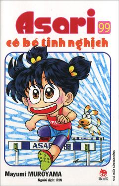 Asari - Cô Bé Tinh Nghịch - Tập 99