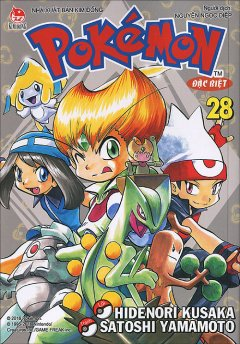 Pokemon Đặc Biệt - Tập 28