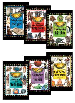 Bộ Sách Thế Giới Diệu Kỳ (Bộ 6 Tập)