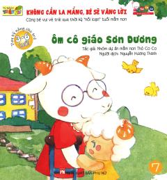 Dạy Kỹ Năng Cho Trẻ 3-6 Tuổi - Ôm Cô Giáo Sơn Dương