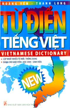 Từ Điển Tiếng Việt - Tái bản 09/08/2008