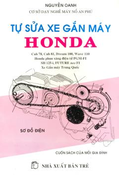 Tự Sửa Xe Gắn Máy - Honda