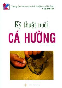 Kỹ Thuật Nuôi Cá Hường*