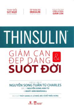 Thinsulin - Giảm Cân & Đẹp Dáng Suốt Đời