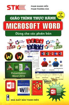 Giáo Trình Thực Hành Microsoft Word (Dùng Cho Các Phiên Bản)