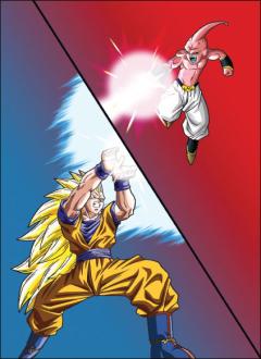 Sổ Dragon Ball Khổ A6 - Quyển 1