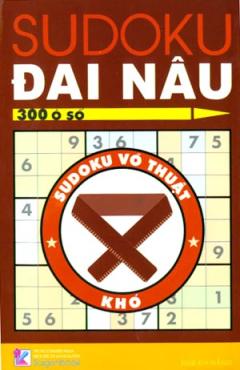 Sudoku Đai Nâu 300 Ô Số