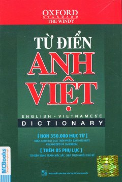 Từ Điển Anh - Việt (Hơn 350.000 Mục Từ)