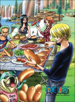 Sổ One Piece Khổ A6 - Quyển 2