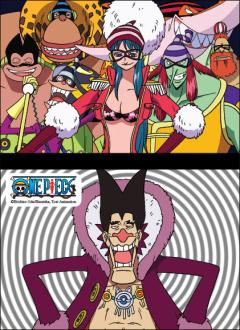 Sổ One Piece Khổ A6 - Quyển 4