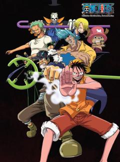 Sổ One Piece Khổ A6 - Quyển 5