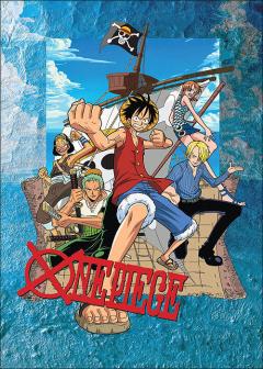 Sổ One Piece Khổ A5 - Quyển 1