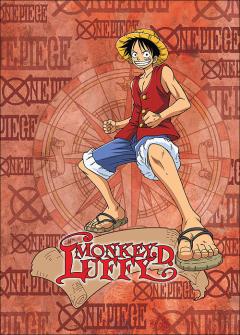 Sổ One Piece Khổ A5 - Quyển 2