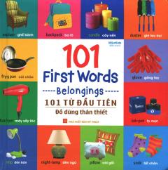 101 Từ Đầu Tiên - Đồ Dùng Thân Thiết