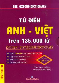 Từ Điển Anh - Việt (Trên 135.000 Từ)