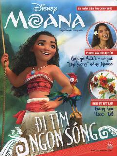 Moana - Đi Tìm Ngọn Sóng (Ấn Phẩm Điện Ảnh Chính Thức)