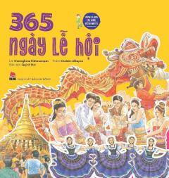 Vòng Quanh Các Nước Đông Nam Á - 365 Ngày Lễ Hội